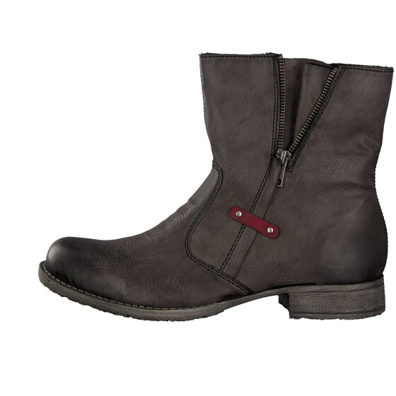 Rieker Damen Boot grau 70881-46