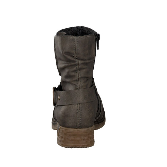 Rieker women boot grey 79699-45
