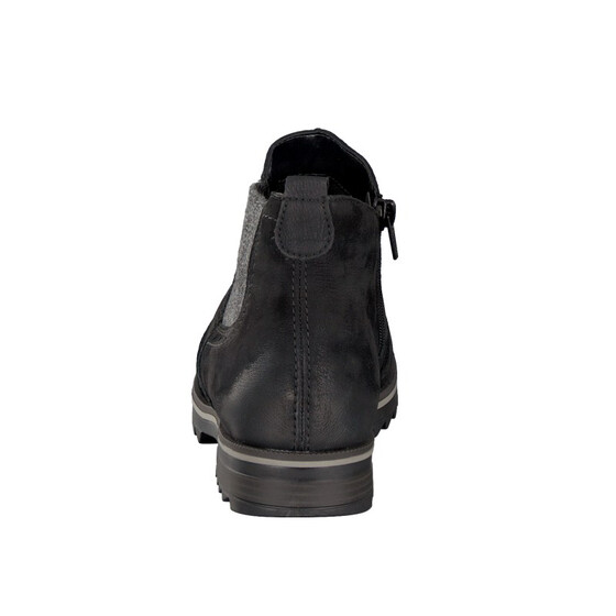 Remonte by Rieker Damen Boot schwarz R2286-02