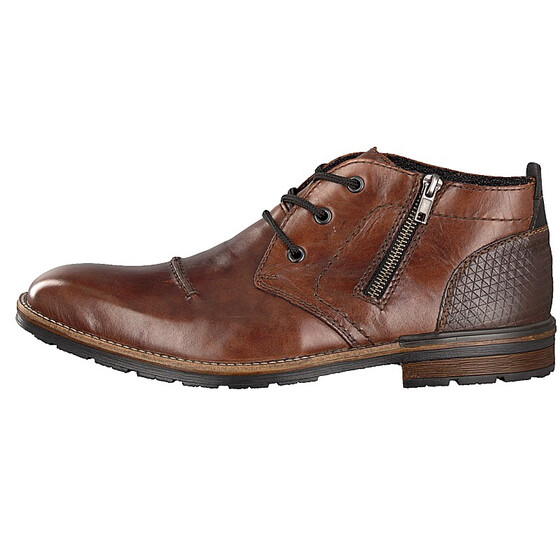 Rieker Lace up Boots brown