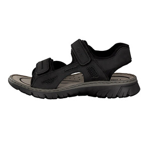 Rieker men sandal black 26761 00 IJn8C